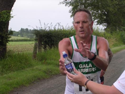La rehidratación durante el ejercicio